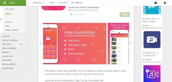 VideoSoundEditorRemoveAudio