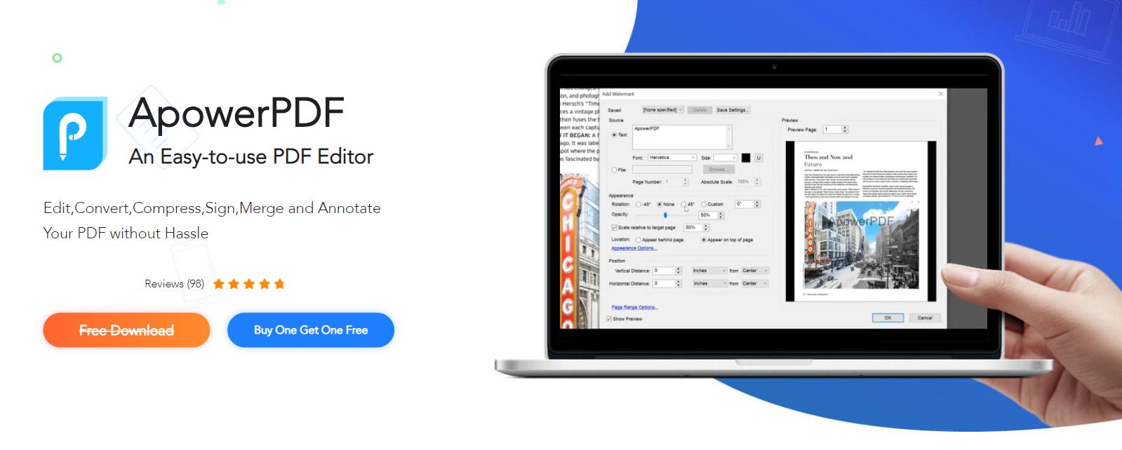apow-pdf-editor