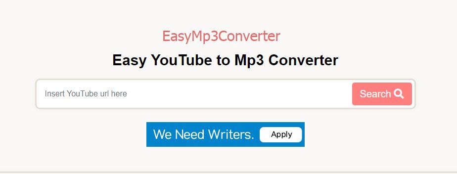 easy-mp3-converter