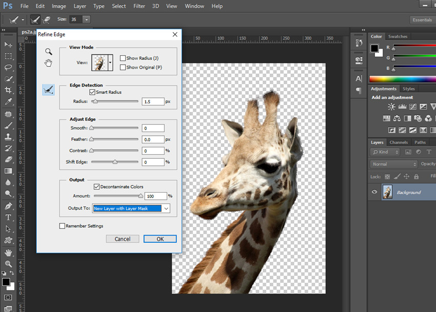 how-to-make-a-transparent-background-with-fotophire
