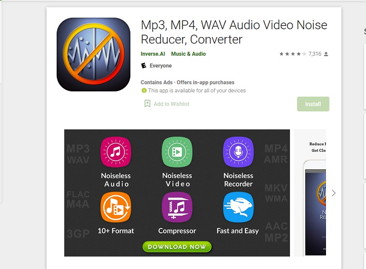 mp3-video-noise-reducer