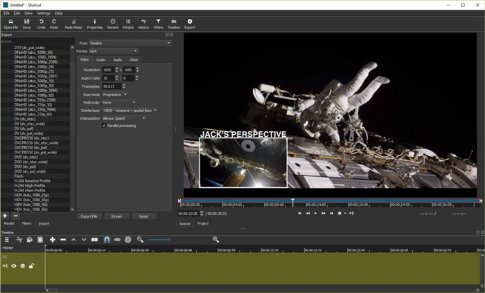 shoucut-free-best-video-editing-software