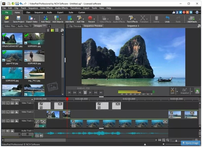 videopad-video-editoing-software