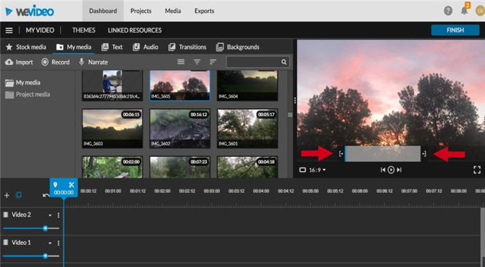 wevideo-free-video-editing-software